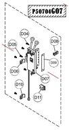 PCB - P50704G07