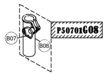 Depth Collar - P50701G08