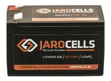 JARO-BT9.12 Jarocells 12V 9A Lithium accu
